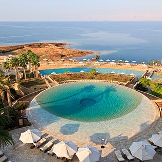 Dead sea pool