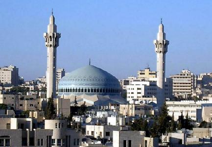 Blue Mosque Amman