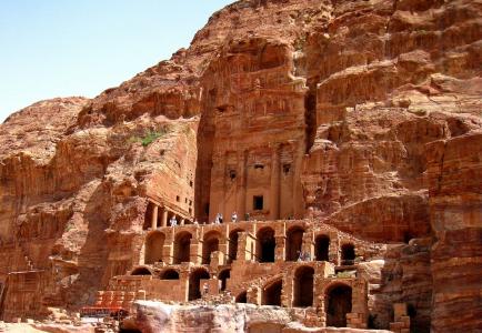 Petra Caves