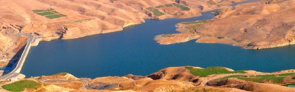 Jordan Dam