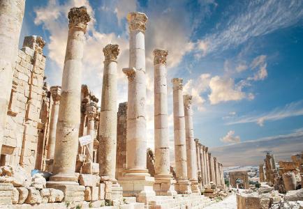 Columns Jordan