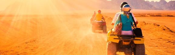 Jordan Wadi Rum Tour