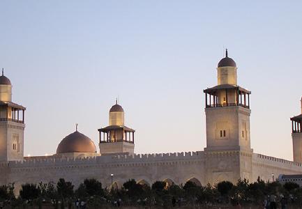Amman castle