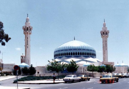 Kings Mosque Amman