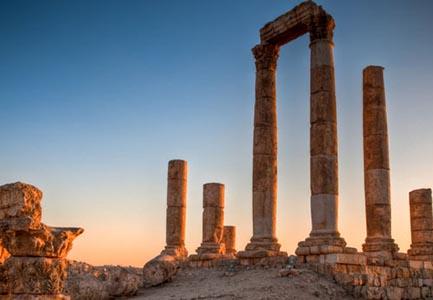 Amman Columns