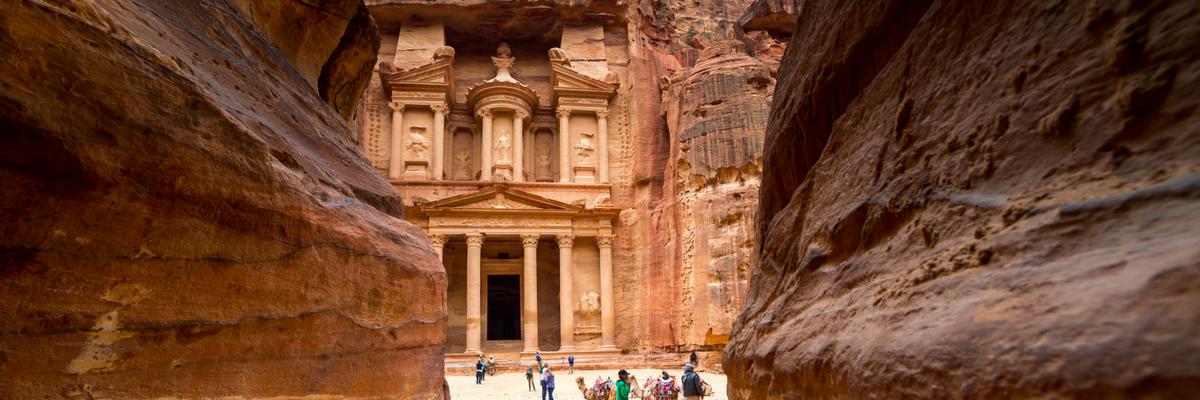 Petra Tourism