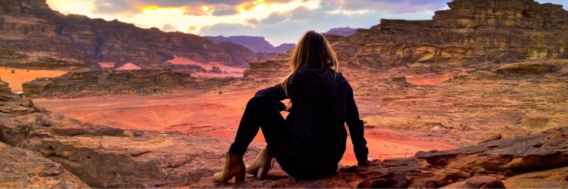 Beautiful Jordan Scene